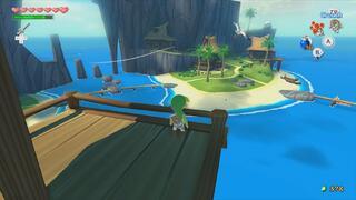 Игра для Wii U The Legend of Zelda: The Wind Waker HD (Select)