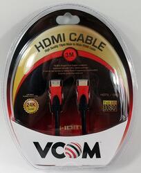 Кабель mini HDMI (HDMI type C)  - mini HDMI (HDMI type C) 3m, VCOM