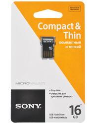 Память USB Flash Sony USM16GV 16 Гб