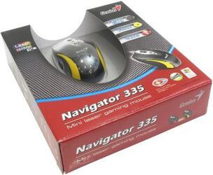Мышь проводная Genius Navigator 335