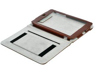 Чехол-книжка для планшета ASUS Nexus 7 коричневый