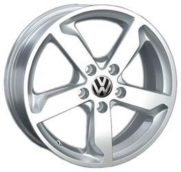 Автомобильный диск литой Replay VV99 6,5x16 5/112 ET 45 DIA 57,1 Sil