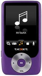 Мультимедиа плеер teXet T-79 фиолетовый