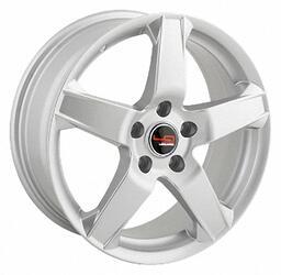 Автомобильный диск Литой LegeArtis OPL40 6,5x16 5/105 ET 39 DIA 56,6 Sil