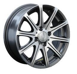Автомобильный диск Литой LS 140 6x14 4/100 ET 40 DIA 73,1 GMF