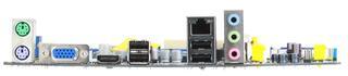 Плата Foxconn LGA1155 H61MXE H61 2xDDR3-1600 PCI-E HDMI/D-Sub 6ch 4xSATA LAN mATX