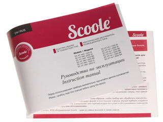 Конвектор Scoole SC HT HL1 BE 1000