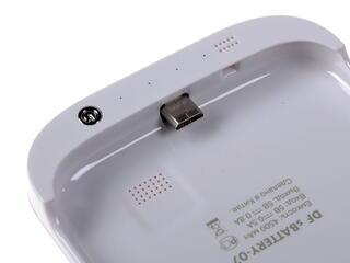 Чехол-батарея SBattery-07 белый