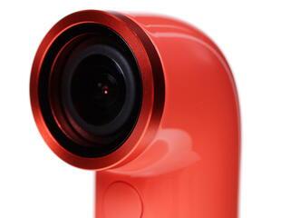 Экшн видеокамера HTC Re красный
