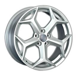 Автомобильный диск литой Replay FD74 7x17 5/108 ET 52,5 DIA 63,3 Sil