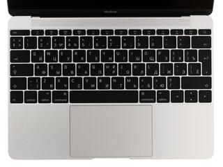 "12"" Ноутбук Apple MacBook серебристый"