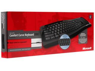 Клавиатура Microsoft Comfort Curve Keyboard 3000