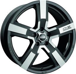 Автомобильный диск Литой OZ Racing Versilia 9,5x20 5/120 ET 40 DIA 79 Diamantata