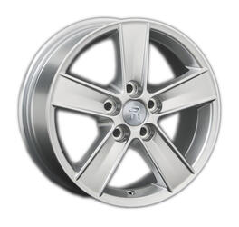 Автомобильный диск литой Replay CI18 6,5x16 5/114,3 ET 38 DIA 67,1 Sil