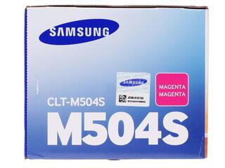 Картридж лазерный Samsung CLT-M504S