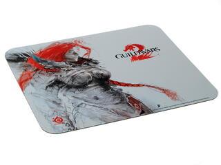 Коврик SteelSeries QcK Guild Wars 2 Eir Edition