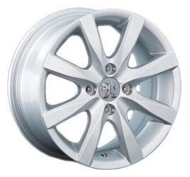 Автомобильный диск Литой Replay PG18 6,5x16 4/108 ET 31 DIA 65,1 Sil
