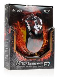 Мышь проводная A4Tech F7 V-Track