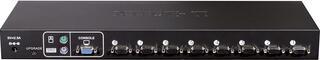 KVM переключатель D-Link KVM-440
