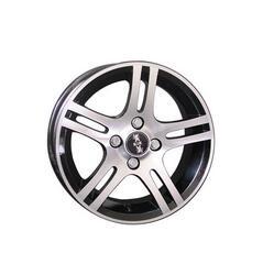 Автомобильный диск Литой K&K Канкан 6,5x15 4/100 ET 38 DIA 67,1 Алмаз черный
