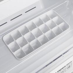 Холодильник с морозильником Samsung RB38J7861WW/WT белый