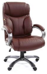 Кресло руководителя CHAIRMAN CH435 коричневый