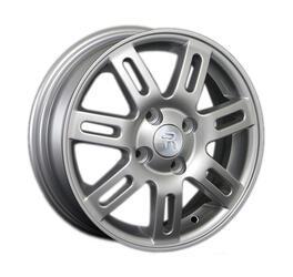 Автомобильный диск литой Replay KI132 6x16 5/114,3 ET 51 DIA 67,1 Sil