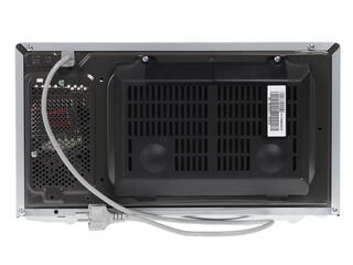 Микроволновая печь LG MH-6022DS серебристый