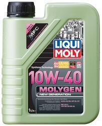 Моторное масло LIQUI MOLY Molygen New Generation 10W40 9059, пакет присадок Molygen