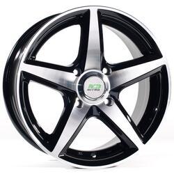 Автомобильный диск литой Nitro Y244 6x14 4/98 ET 38 DIA 58,6 BFP