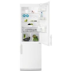Холодильник с морозильником Electrolux EN3450AOW белый