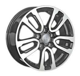 Автомобильный диск литой Replay H73 6,5x17 5/114,3 ET 50 DIA 64,1 GMF