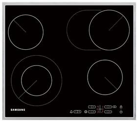 Электрическая варочная поверхность Samsung C61R2CAST