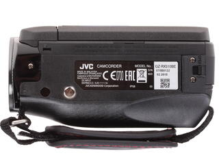 Видеокамера JVC GZ-RX510 черный