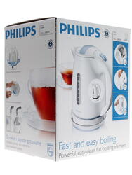 Электрочайник Philips HD 4646/00 белый