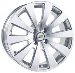 Автомобильный диск литой Nitro Y252 7x16 5/114,3 ET 40 DIA 73,1 Sil
