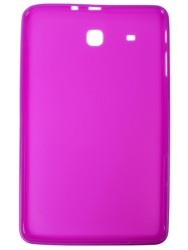 Накладка для планшета Samsung Galaxy Tab E фиолетовый