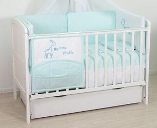 Кроватка классическая Фея 821 3007-1