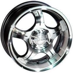 Автомобильный диск Литой LegeArtis TY2 7,5x17 6/139,7 ET 30 DIA 106,3 SF