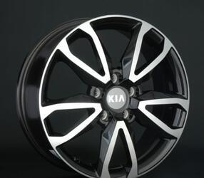 Автомобильный диск литой LegeArtis KI109 6,5x17 5/114,3 ET 35 DIA 67,1 BKF