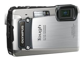 Цифровая камера Olympus TG-620 Silver