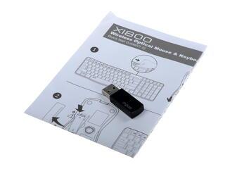 Клавиатура+мышь RAPOO X1800