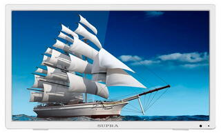 "15.6"" (39 см)  LED-телевизор Supra STV-LC16741WL белый"