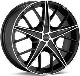 Автомобильный диск Литой OZ Racing Quaranta 5 7x16 4/100 ET 42 DIA 68 Diamantata