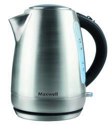 Электрочайник Maxwell MW-1032 серебристый