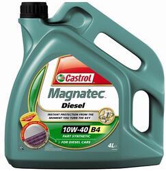Моторное масло CASTROL Magnatec Diesel 10W40 4668420090