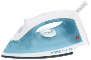 Утюг Home Element HE-IR203 белый, голубой