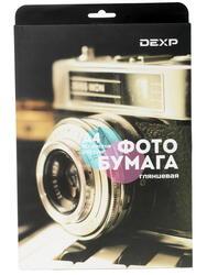 Фотобумага DEXP Gloss 0803107