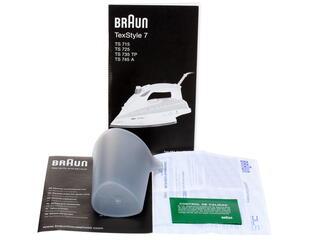 Утюг Braun TS 725 голубой