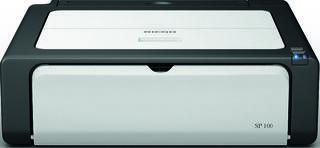 Принтер лазерный Ricoh SP 100